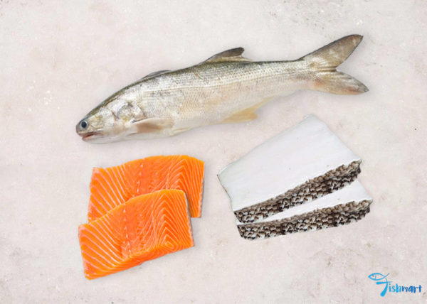 Confinement Package (Threadfin, Codfish Fillet, Salmon Fillet)